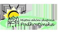 MAS Podhostýnska Logo